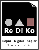 Re Di Ko Copyshop Logo